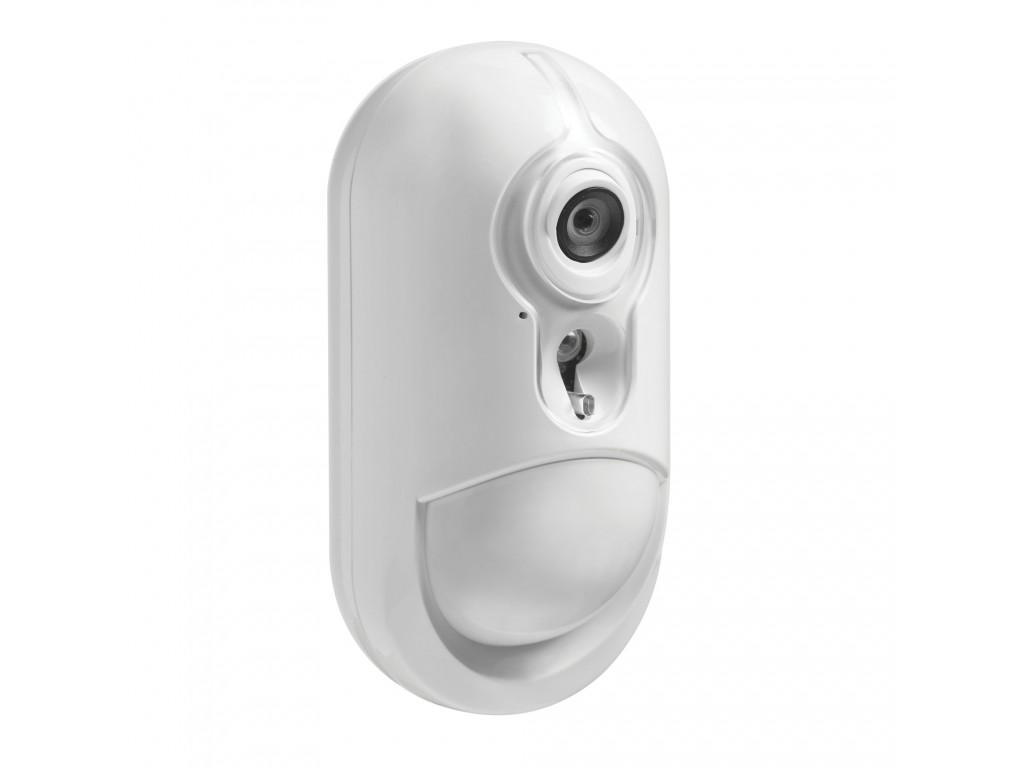 Plafoniera Da Esterno Con Sensore Di Movimento E Crepuscolare : Dsc pg p sensore di movimento pir wireless powerg con