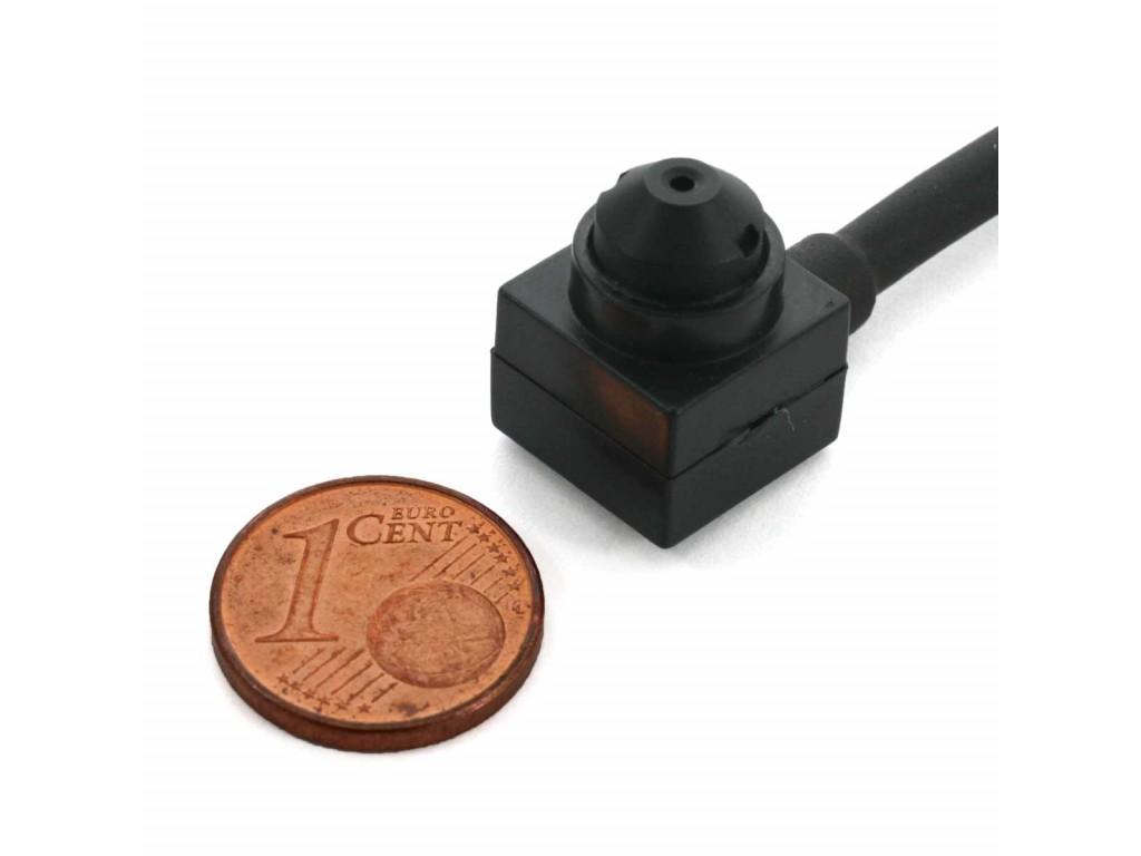 Plafoniere Con Telecamera : Micro telecamera ccd sony con lente pinhole e microfono elcoteam