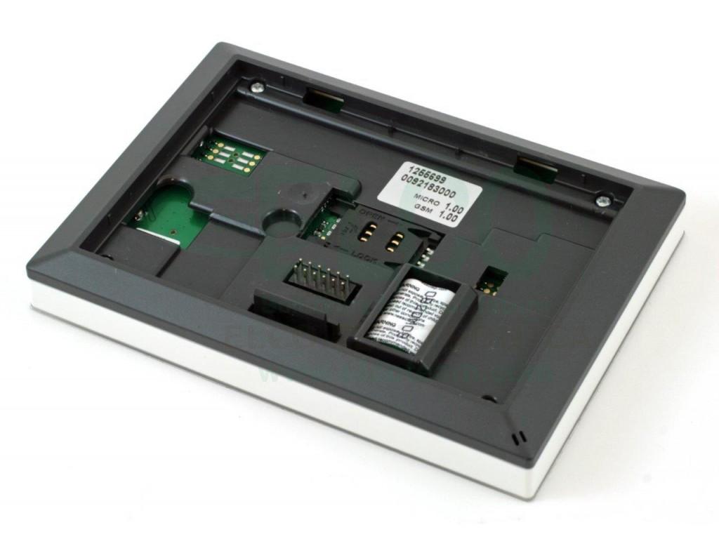 termostato touchscreen gsm vimar 02906 ForTermostato Touchscreen Gsm Vimar 02906