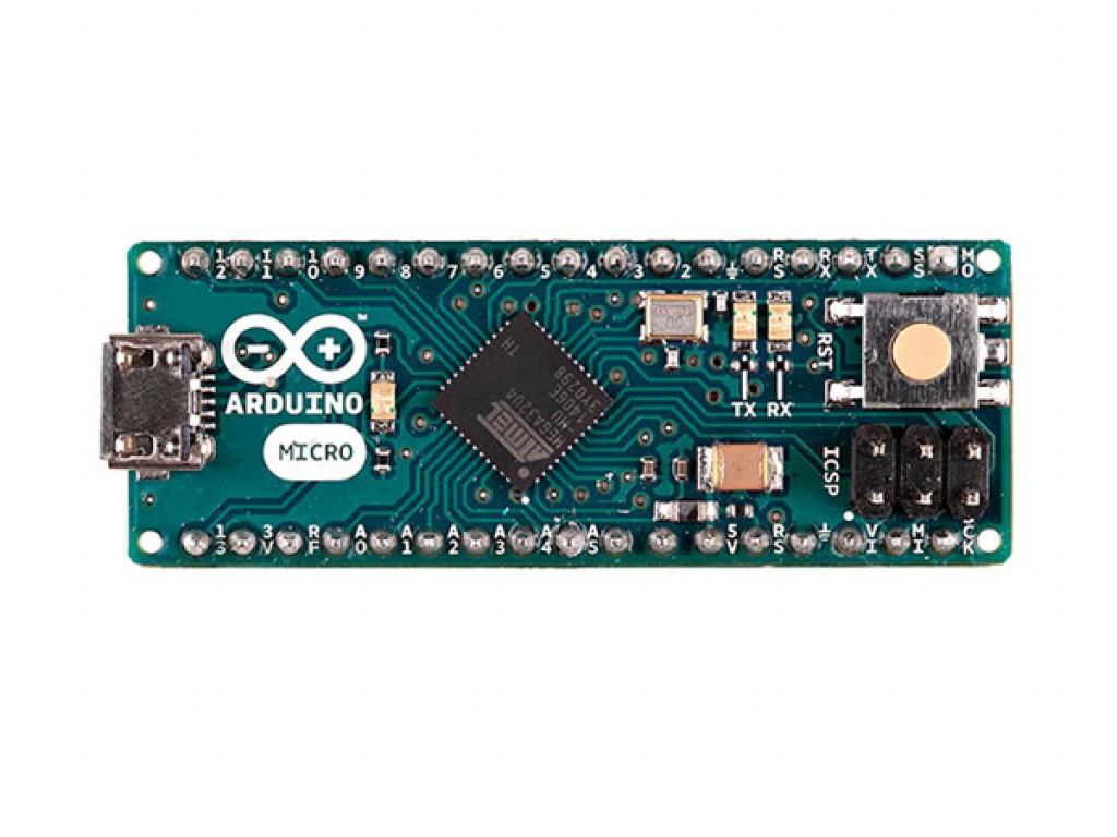 Arduino micro elcoteam