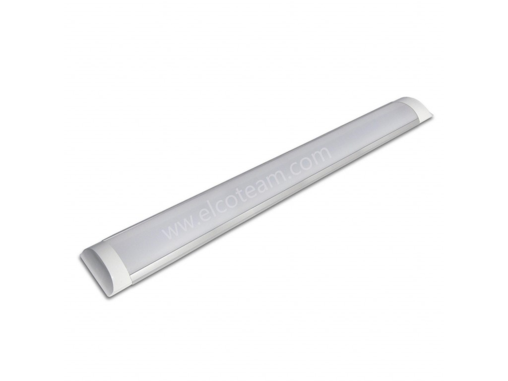 Plafoniere Con Neon A Led : Plafoniera led wiva madeira w °k elcoteam