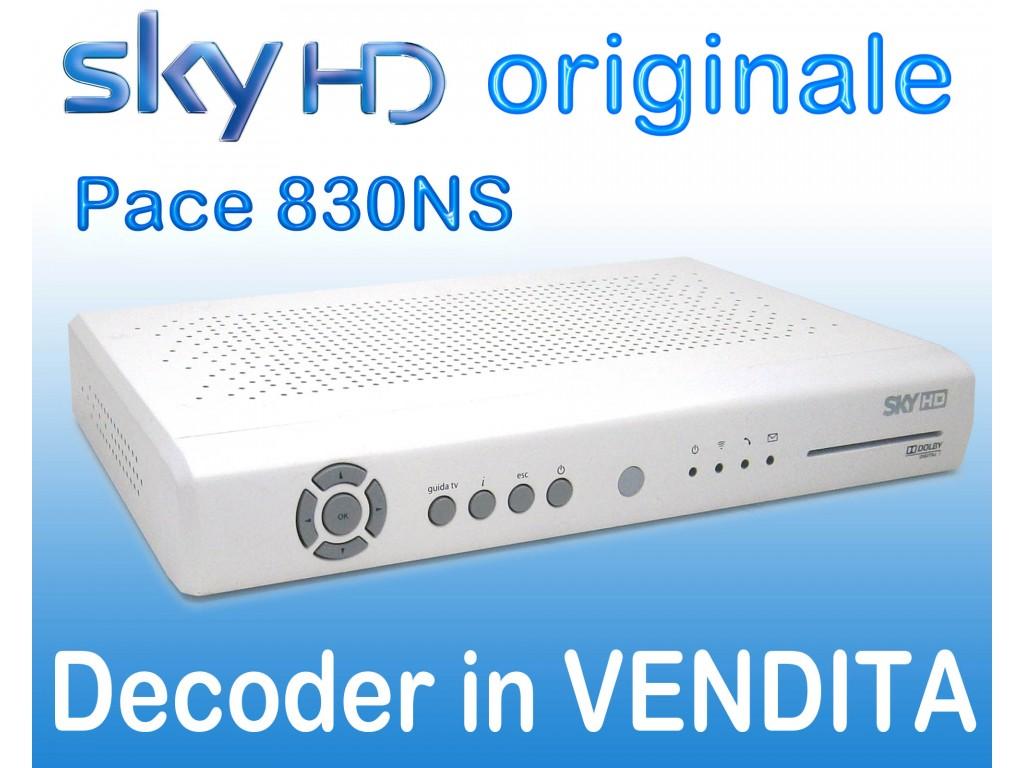Modifica My Sky Hd - Decoder SAT - PLC Forum
