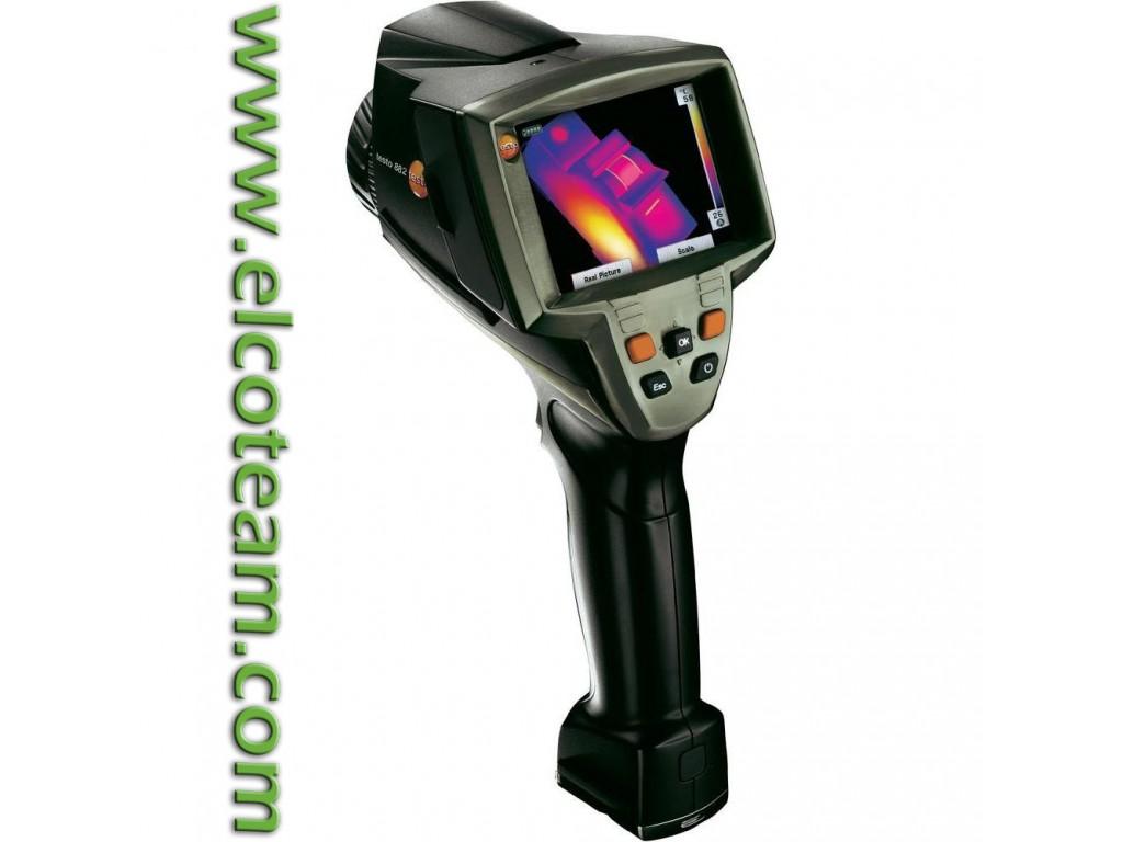 T882 termocamera testo 320x240 per uso industriale e edile - Termocamera prezzi ...