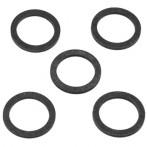 0051344499 Guarnizione in gomma per filtro Weller - Confezione 5 pezzi