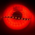 Striscia LED 5 Metri Colore Rosso 12VDC 14,4W/m IP65