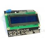 Modulo Shield Keypad LCD 16x2 per Arduino