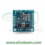 Arduino modulo Tiny RTC DS1307