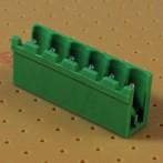 Connettore Maschio 6 poli passo 5mm STELVIO CPM5-6/A