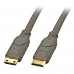 Cavo HDMI con connettori dorati e filtro antidisturbo