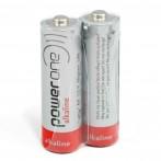 Power One Batteria Stilo AA confezione Shrink 2 pezzi
