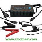 Caricabatterie Victory VIC1000 per Auto e Moto