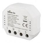 Modulo Relè Dimmer da Incasso 150W Smart Wi-Fi Hom-io 1 Canale
