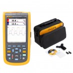 Fluke 123B/S Oscilloscopio Industriale ScopeMeter 20MHz con Custodia e Software
