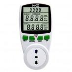 MKC POWER EASY Misuratore di Consumo di Energia Elettrica