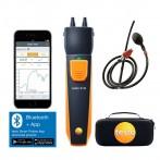 Testo 510i Kit Manometro Bluetooth per la Prova Tenuta Impianti  240000 0131