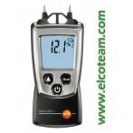 Igrometro per umidità nei materiali Testo 606-1