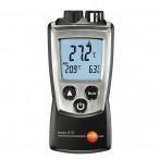 Testo 810 Termometro Ambientale e a Infrarossi