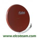 Parabola FUBA allumino 85cm rosso
