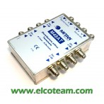 Multiswitch Attivo 8 utenze Mitan M48AT
