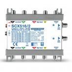 Multiswitch 4 porte SCR LEM SCX444