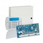 Kit di allarme a 6 zone espandibili a 16 con centrale NEO16 e tastiera HSLCDE3