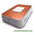 Sirena da esterno via radio con lampeggiante integrato Nice HSSO1
