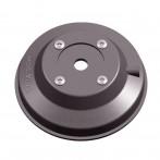 Base Magnetica Universale Proxel BM-UNI senza cavo, con guarnizione in gomma