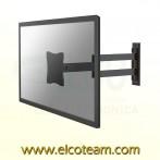 Supporto articolato da parete per monitor/TV NewStar FPMA-W830BLACK