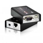 Aten CE100 Estensore KVM mini USB VGA (100m)