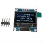 Display OLED per Arduino 128x64 punti SSD1306