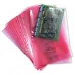 Busta Dissipativa in Polietilene Antistatico Rosa 200x300mm - Confezione 100 pezzi  (immagine indicativa)