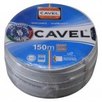 Cavo Antenna Coassiale 75 Ohm 5mm Cavel SAT501