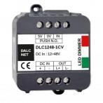 DLC1248-1CV Dimmer per LED con comando a Pulsante