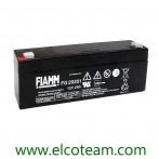 Batteria ermetica al piombo 12V 2Ah