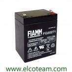Batteria ermetica al piombo 12V 2,7Ah FIAMM