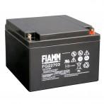 Batteria ermetica al piombo 12V 27Ah FIAMM