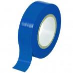 ELEMATIC NI 20BL Nastro Isolante Blu 0,13x15mm 10 Metri