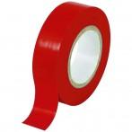 ELEMATIC NI 20R Nastro Isolante Rosso 0,13x15mm 10 Metri