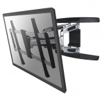 Supporto Orientabile da Parete per TV e Monitor NewStar LED-W750SILVER