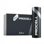 Procell Duracell Batteria Pila Stilo AA 1,5V confezione 10 pezzi