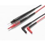 Fluke TL175 coppia puntali TwistGuard con punte a molla da 4mm