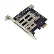 Adattatore da ExpressCard a PCI-Express