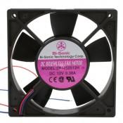 Bi-Sonic SP1202512H Ventilatore 120X120x25 12VDC su Bronzina