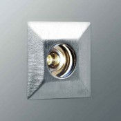 Antares AN04 Faretto da Incasso a LED 0,5 Watt Bianco Caldo