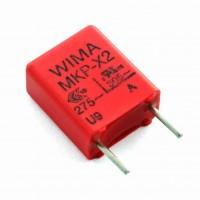 Condensatore elettrolitico Kendeil 2.200µF 450VDC