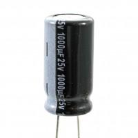 Lelon RGA102M1ESA-1020G Condensatore Elettrolitico 1000uF 25 Volt 105°C 10x20 Nastrato
