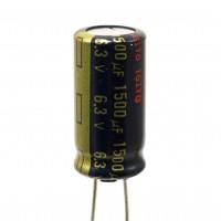 Panasonic EEUFC0J152 Condensatore Elettrolitico 1500uF 6,3V 105°C