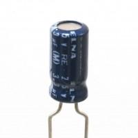 Condensatore Elettrolitico 3,3uF 25V 85°C ELNA 5x11