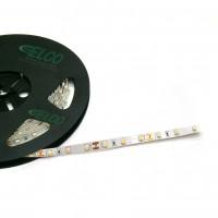 Strip flessibile Led SMD Bianco Caldo 12V, 4,8W/m - modulo 5 cm