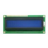 Modulo Display LCD a Matrice di Punti con 2 linee e 16 caratteri per Linea